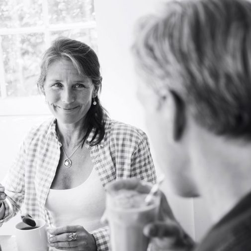 Couple having a drink - Small Talk Big Difference